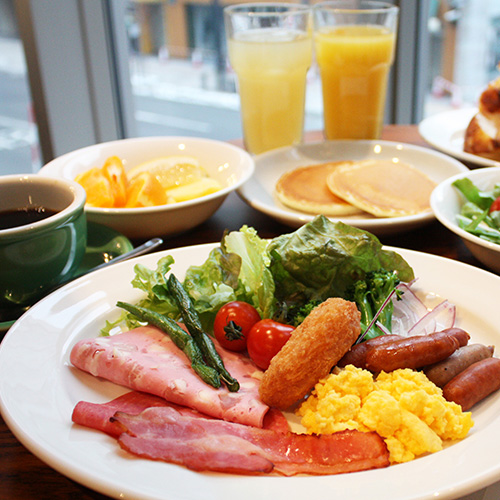 スタンダード<朝食あり>